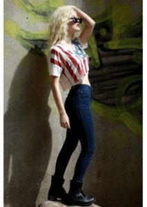 skinny jeans styling tips