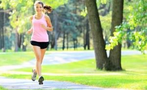 τρέξιμο στην εξοχή